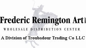 Frederic Remington Sculptures